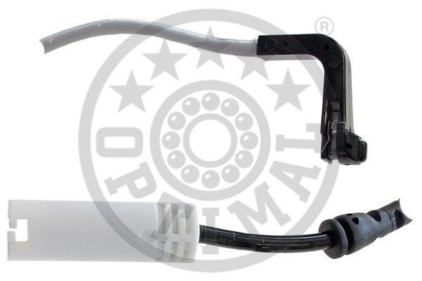 Contact d'avertissement, usure des garnitures de frein - OPTIMAL - WKT-60054K