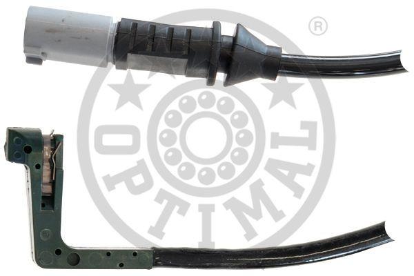 Contact d'avertissement, usure des garnitures de frein - OPTIMAL - WKT-60056K
