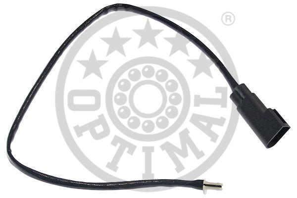 Contact d'avertissement, usure des garnitures de frein - OPTIMAL - WKT-60060K
