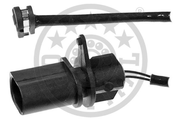 Contact d'avertissement, usure des garnitures de frein - OPTIMAL - WKT-60066K