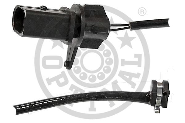 Contact d'avertissement, usure des garnitures de frein - OPTIMAL - WKT-60067K
