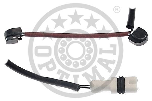 Contact d'avertissement, usure des garnitures de frein - OPTIMAL - WKT-60071K