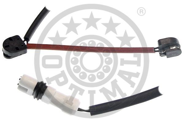 Contact d'avertissement, usure des garnitures de frein - OPTIMAL - WKT-60072K