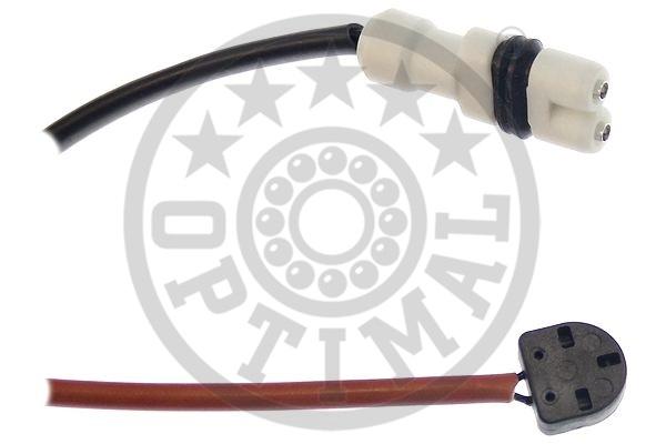 Contact d'avertissement, usure des garnitures de frein - OPTIMAL - WKT-60074K