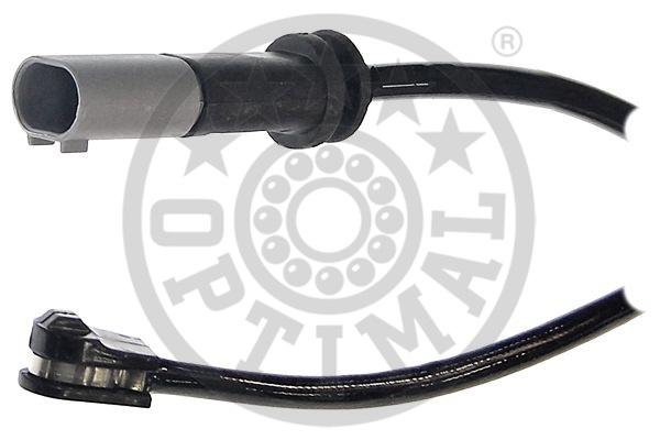 Contact d'avertissement, usure des garnitures de frein - OPTIMAL - WKT-60075K