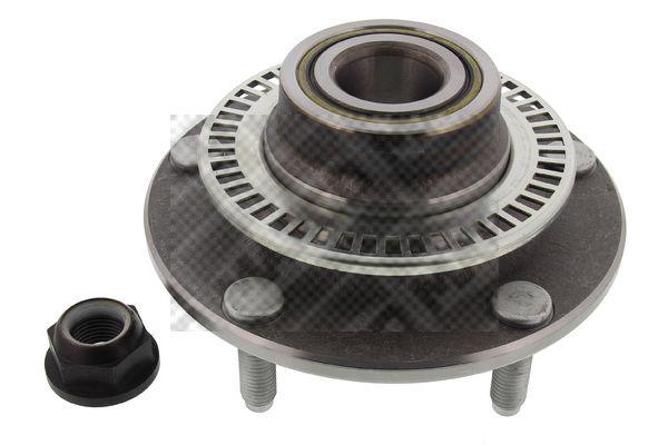 jeu de roulements de roue mapco 26680 amapiece. Black Bedroom Furniture Sets. Home Design Ideas
