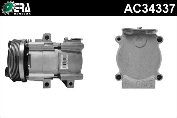 Compresseur, climatisation - ERA Benelux - AC34337