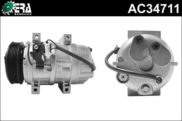Compresseur, climatisation - ERA Benelux - AC34711