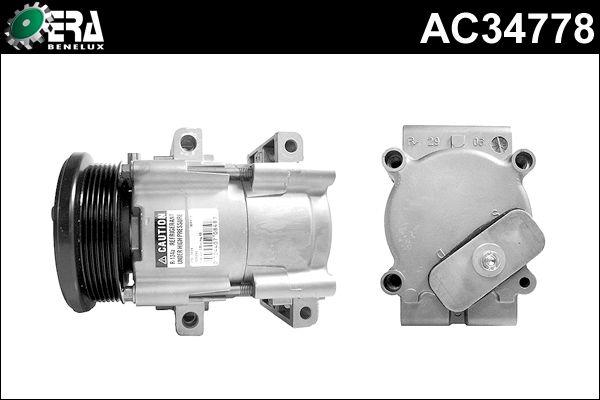 Compresseur, climatisation - ERA Benelux - AC34778