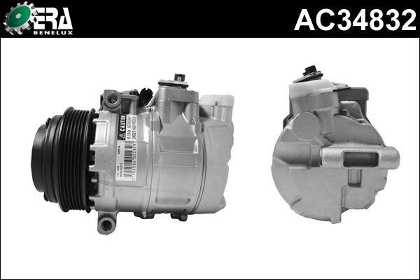 Compresseur, climatisation - ERA Benelux - AC34832