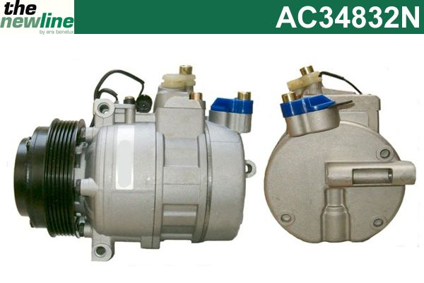 Compresseur, climatisation - ERA Benelux - AC34832N