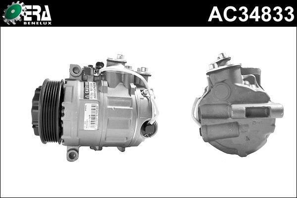 Compresseur, climatisation - ERA-amApiece - 22-AC34833