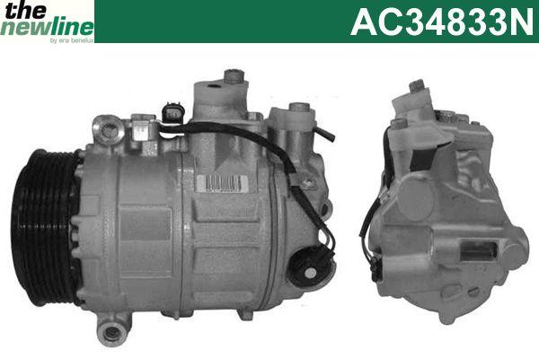 Compresseur, climatisation - ERA-amApiece - 22-AC34833N