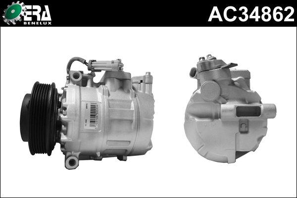 Compresseur, climatisation - ERA Benelux - AC34862