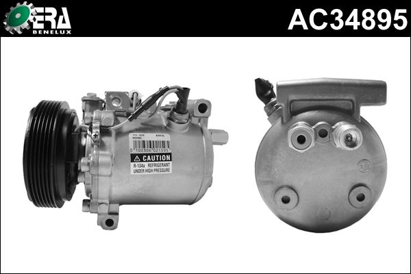 Compresseur, climatisation - ERA Benelux - AC34895