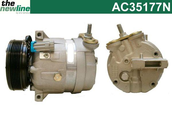 Compresseur, climatisation - ERA-amApiece - 22-AC35177N