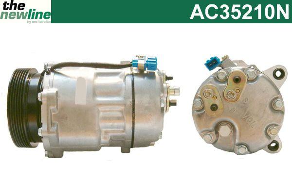 Compresseur, climatisation - ERA Benelux - AC35210N