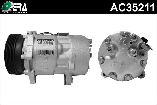 Compresseur, climatisation - ERA Benelux - AC35211