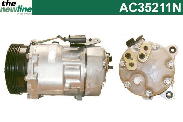 Compresseur, climatisation - ERA Benelux - AC35211N