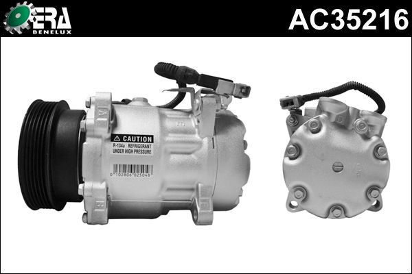 Compresseur, climatisation - ERA Benelux - AC35216