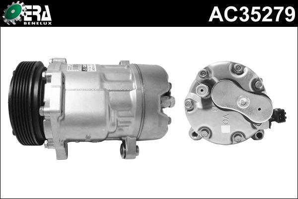 Compresseur, climatisation - ERA-amApiece - 22-AC35279
