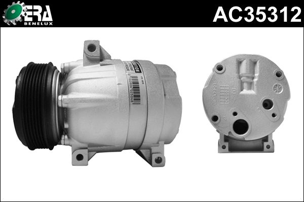 Compresseur, climatisation - ERA Benelux - AC35312