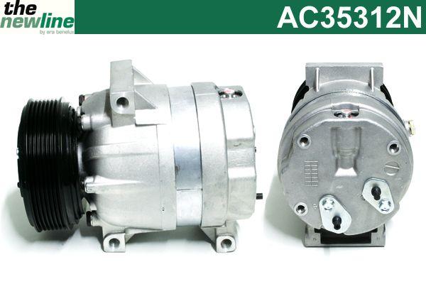 Compresseur, climatisation - ERA Benelux - AC35312N