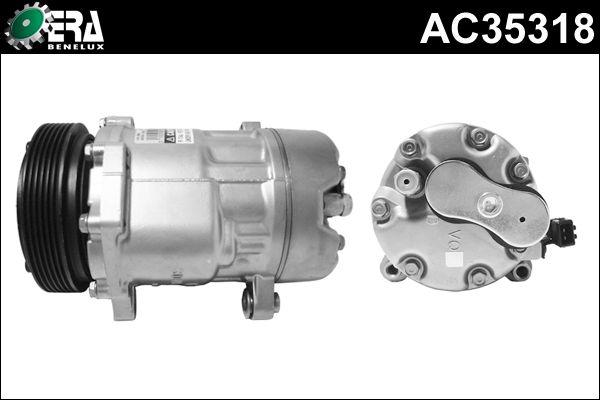 Compresseur, climatisation - ERA Benelux - AC35318