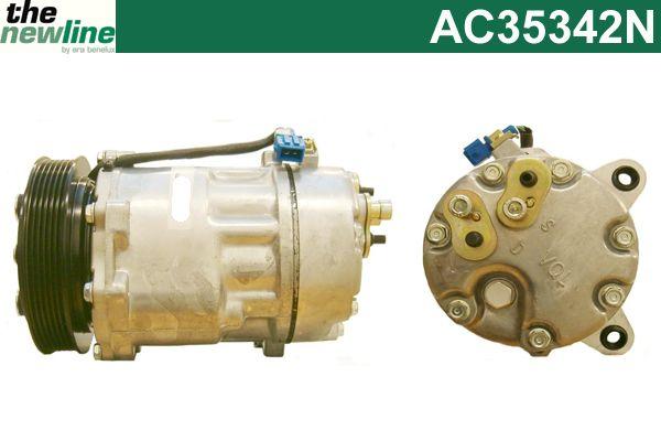 Compresseur, climatisation - ERA Benelux - AC35342N