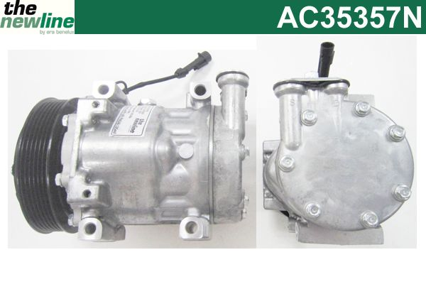 Compresseur, climatisation - ERA Benelux - AC35357N