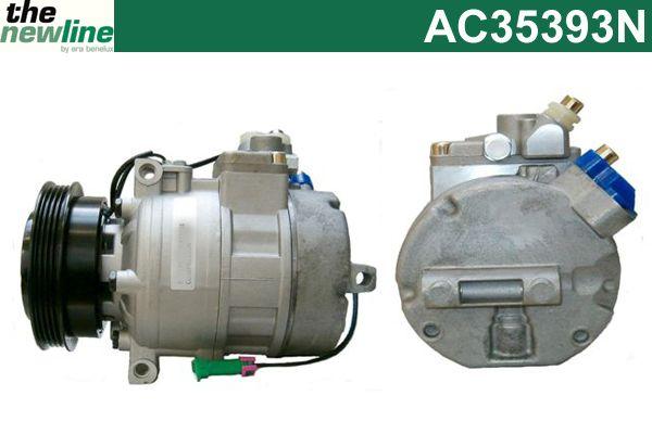 Compresseur, climatisation - ERA Benelux - AC35393N