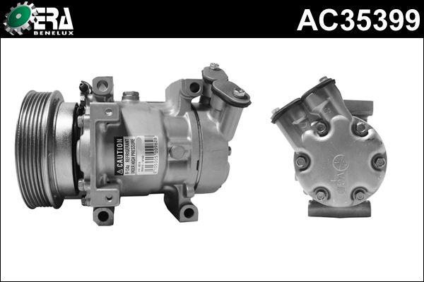 Compresseur, climatisation - ERA Benelux - AC35399