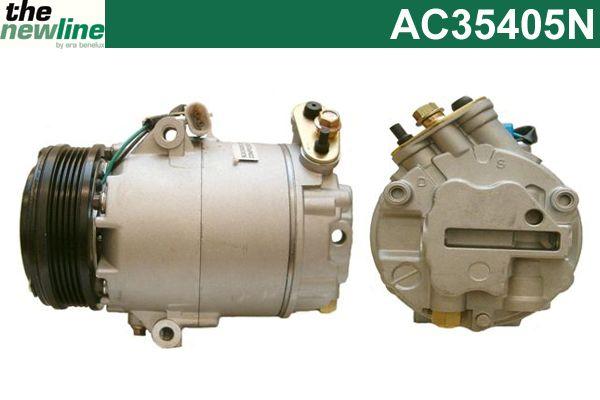 Compresseur, climatisation - ERA Benelux - AC35405N