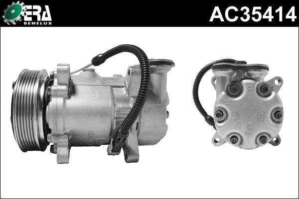 Compresseur, climatisation - ERA Benelux - AC35414