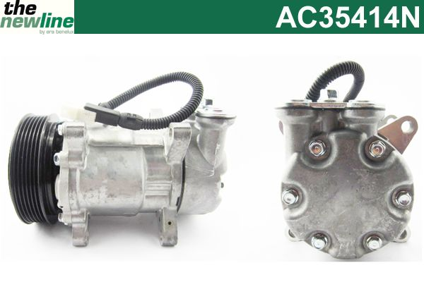 Compresseur, climatisation - ERA Benelux - AC35414N