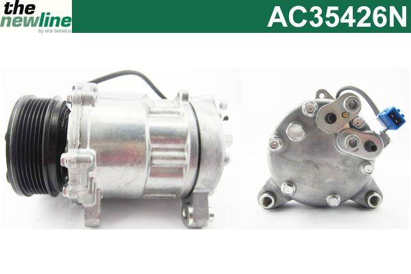 Compresseur, climatisation - ERA Benelux - AC35426N