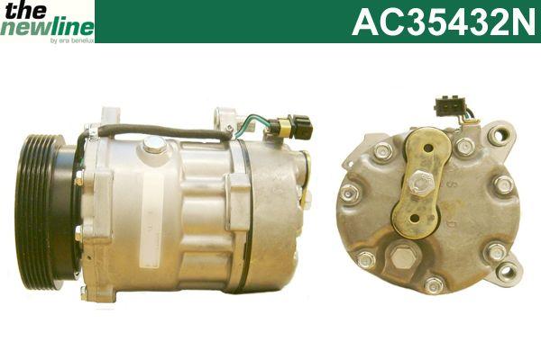 Compresseur, climatisation - ERA Benelux - AC35432N