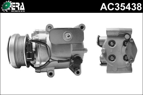 Compresseur, climatisation - ERA Benelux - AC35438