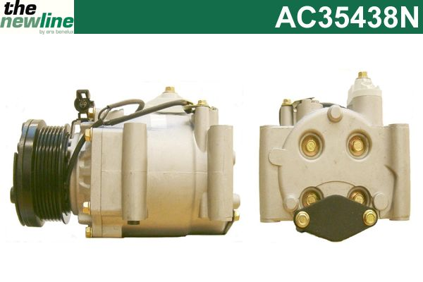 Compresseur, climatisation - ERA Benelux - AC35438N