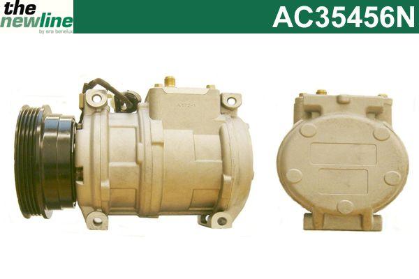 Compresseur, climatisation - ERA Benelux - AC35456N