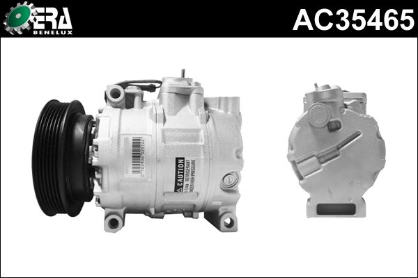 Compresseur, climatisation - ERA Benelux - AC35465