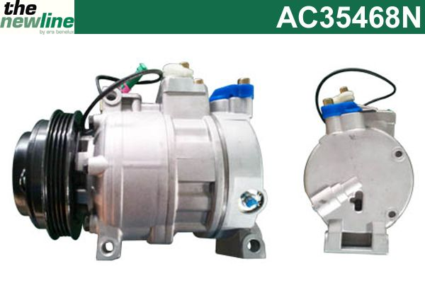 Compresseur, climatisation - ERA Benelux - AC35468N