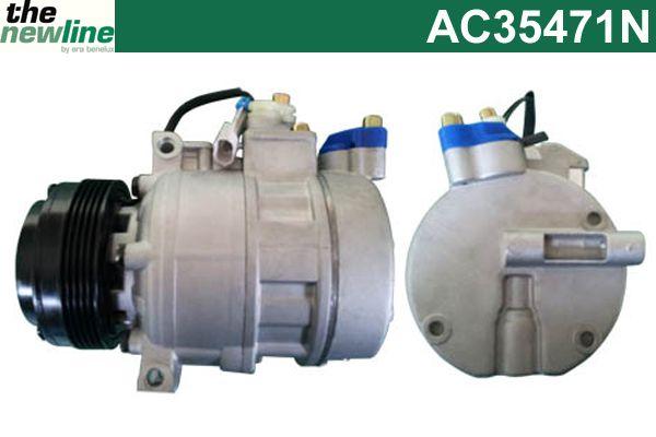 Compresseur, climatisation - ERA Benelux - AC35471N
