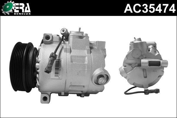 Compresseur, climatisation - ERA-amApiece - 22-AC35474