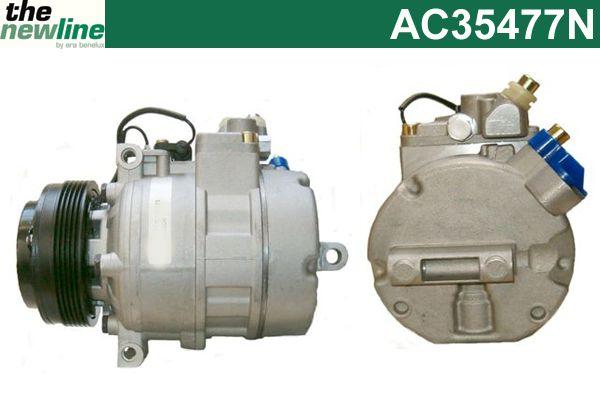 Compresseur, climatisation - ERA Benelux - AC35477N