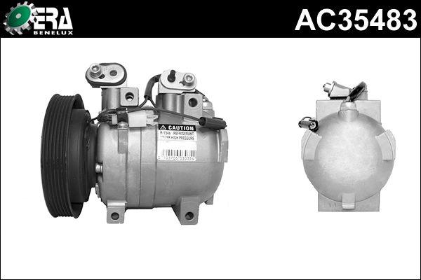 Compresseur, climatisation - ERA Benelux - AC35483