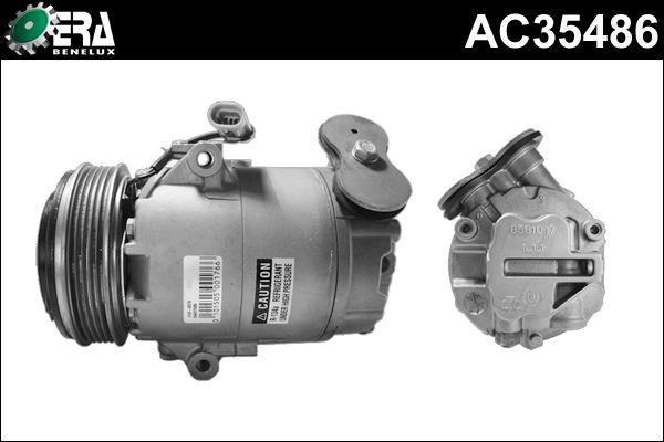 Compresseur, climatisation - ERA Benelux - AC35486