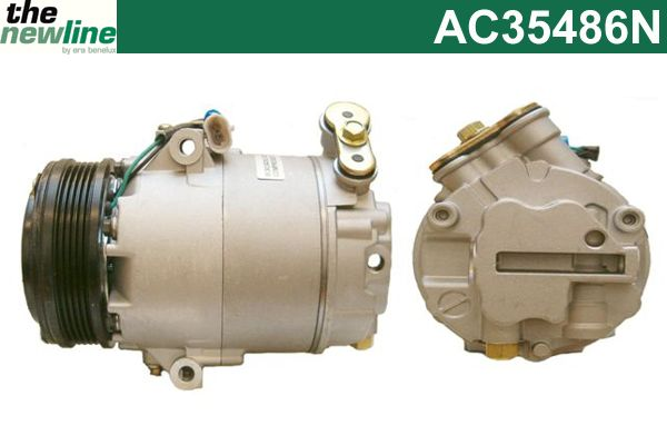 Compresseur, climatisation - ERA Benelux - AC35486N