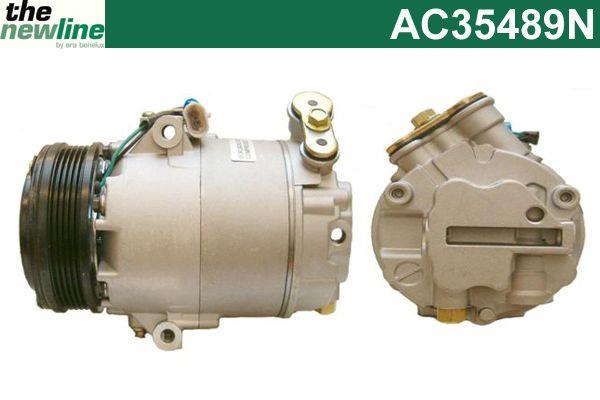 Compresseur, climatisation - ERA Benelux - AC35489N