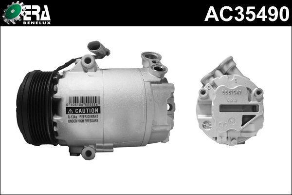 Compresseur, climatisation - ERA Benelux - AC35490